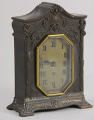 10. Antique Desk Clock
