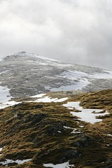 Looking Back - Summit of Carn Gorm (Shabba Al) Tags: mountains scotland perthshire munro glenlyon alking meallgarbh carngorm creagmhor carnmairg