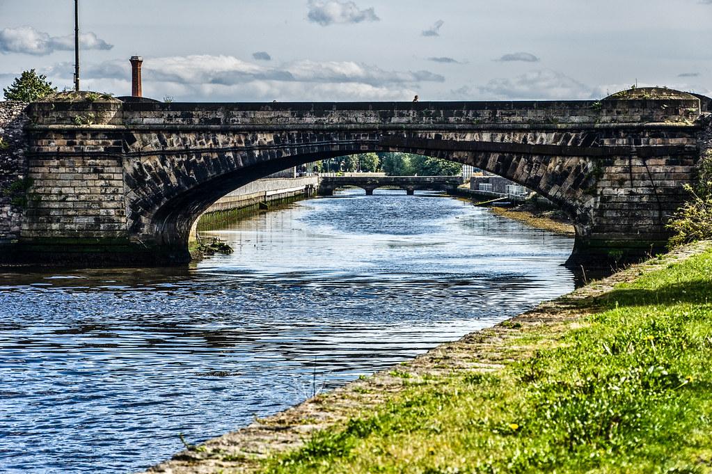 Irishtown - Bridge (Across The Dodder) On Bridge Street