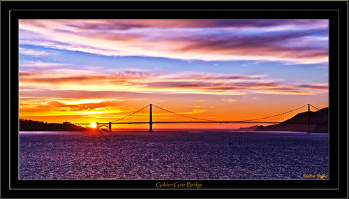 Golden Gate Bridge ~ San Francisco, CA