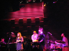 Live at Joe's Pub, March 2011 (marianeckam) Tags: nyc music live glenn felder jazz nir zaleski thomasmorgan colinstranahan marianeckam