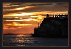 IMG_1335 Evening in Benidorm (jaro-es) Tags: españa canon wonderful evening abend noche mar spain meer spanien benidorm costablanca traum spanelsko eos450