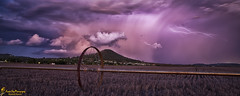 In The Air Tonight (southern_skies) Tags: storm clouds evening lightning toowoomba kingsthorpe darlingdowns