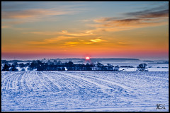 Sunset on Perche Hill (Broogland) Tags: blue sunset panorama snow cold ice pentax hill ciel neige normandie froid hdr colline glace k5 tang couchdesoleil froze mortagne perche photossansfrontieres colorsoftheheart solignylatrappe