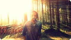 it's all in your head (FlavioSarescia) Tags: trees winter light sun sunlight love me nature sunshine forest licht rays sunrays wald ich bume flares itsallinyourhead