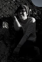 laura sesion 8 (Ricardo Cavero) Tags: she laura girl design photo autum lanzarote otoo sesion vulcano volcan crysix