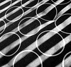 circles or lines (Argyro Poursanidou) Tags: blackandwhite white abstract black lines circles frommybalcony blackwhitephotos chaircushion