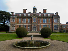 Sudbury Hall - South Front (Nathan Reading) Tags: building heritage nt 17thcentury derbyshire sudbury mansion statelyhome nationaltrust listed uttoxeter sudburyhall heritageproperty musuemofchildhood