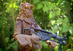 Chewie!! (Arkaitse) Tags: starwars chewie wookie chewbacca legacycollection