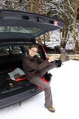 Winterwonderland in Monschau (heipei) Tags: schnee snow canon river eos la outdoor hike eifel aachen 18 fluss efs chapelle monschau aken aix wanderung 200mm rur 60d