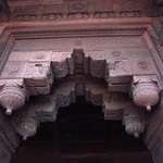 "Doorway at Jahangiri Mahal <a style=""margin-left:10px; font-size:0.8em;"" href=""http://www.flickr.com/photos/14315427@N00/6924663139/"" target=""_blank"">@flickr</a>"