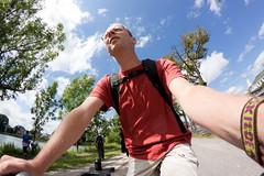 On the bike (Stig Nygaard) Tags: selfportrait me bike bicycle self copenhagen denmark cyclist wideangle fisheye cycle dk biking creativecommons cph dänemark danmark kopenhagen københavn copenhague dnk köpenhamn 2011 gyldenløvesgade köbenhavn 50d samyang gorillapod københavnk søpavillionen canoneos50d photobystignygaard samyang8mmf35asphericalifmcfisheye samyang8mmfisheye samyang8mm samyang8mmf35fisheye samyang8mmf35fisheyecs