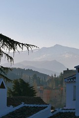 Morning Light (ivlys) Tags: nature landscape morninglight spring spain espana alhambra granada sierranevada landschaft spanien frhling morgenlicht ivlys
