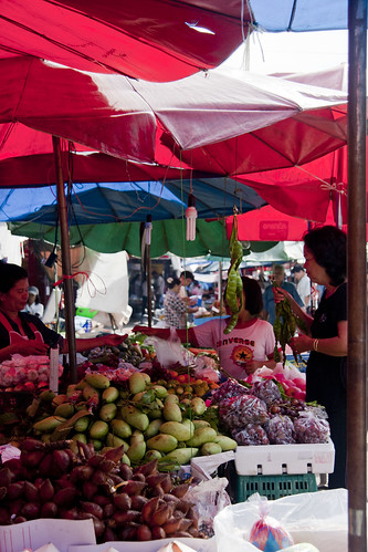Chiang Rai Market - More Fruit