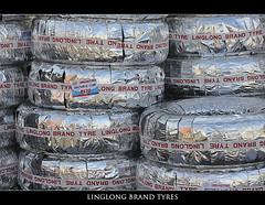 Aluminium tyres (XavierParis) Tags: nikon dubai uae tires xavier xavi hernandez pneus iberica reifen  neumaticos pneumtics  d700  xavierhernandez pneumatikoak  xyber75 xavierhernandeziberica