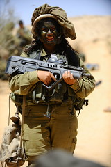 Caracal Battalion Conducts Concluding Exercise (Israel Defense Forces) Tags: girls army women military caracal israeliarmy southernisrael israeldefenseforces groundforces