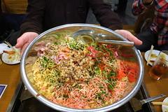 IMG_1736 (HAMACHI!) Tags: food japan canon restaurant tokyo powershot monja 2012 s100 powershots100