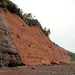 "Blomidon Cliff • <a style=""font-size:0.8em;"" href=""http://www.flickr.com/photos/73226755@N07/6942274795/"" target=""_blank"">View on Flickr</a>"