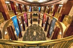 El Teatro Real (Fil.ippo) Tags: madrid real teatro interior sigma indoor 1020 foyer hdr filippo d5000