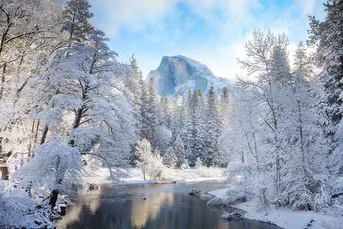 Yosemite In Winter / Kevin McNeal