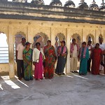 "Tour Group at Meherangarh Fort <a style=""margin-left:10px; font-size:0.8em;"" href=""http://www.flickr.com/photos/14315427@N00/6963112695/"" target=""_blank"">@flickr</a>"