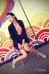 Colorfull (raw photoworks) Tags: hot sexy girl beautiful canon studio indonesia mom eos model women raw pants legs colorfull customer service photoworks 50d kiky javanesse ristavia