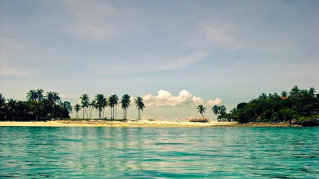 MALAPASCUA ISLAND, Cebu, The Philippines.
