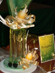 Elegant. Scultura in zucchero artistico e pastigliaggio. Mario Ragona Massa Carrara 2012. Med. Oro 98,50 punti
