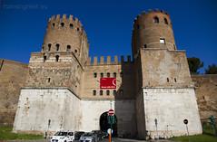 "Porta San Sebastiano • <a style=""font-size:0.8em;"" href=""http://www.flickr.com/photos/89679026@N00/6969682359/"" target=""_blank"">View on Flickr</a>"