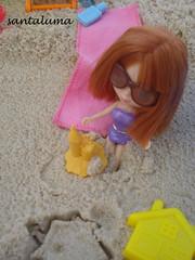 Tá lindo este castelo, diz Layla!!