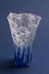 bluewhitevase (JenelleBoyce) Tags: blue vase