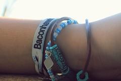 Bracelets (Stacia Cokley ()) Tags: bracelets desandnate baconhawk
