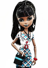 032112 Cleo (DollsinDystopia) Tags: dollphotography monsterhigh cleodenile dayatthemaul