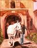 treinador com cavalo (Ateliê Beth Ferraz) Tags: cavalo pintura cocheira treinador óleosobtela arteimpressionista