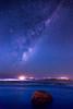 Galaxy (stevoarnold) Tags: seascape australia galaxy astrophotography nsw nightsky milkyway illawarra coalcliff autstalia