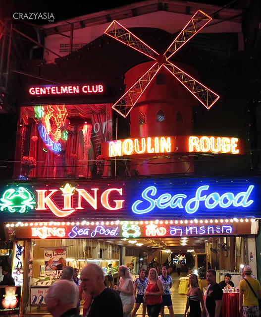 Moulin Rouge Gentlemen Club, Pattaya, Thailand