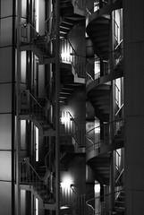 Escher Stairs (_Syla_) Tags: japan stairs tokyo shinjuku