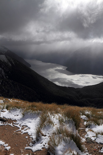 """Lake Te Anau • <a style=""""font-size:0.8em;"""" href=""""http://www.flickr.com/photos/45056616@N00/7089764095/"""" target=""""_blank"""">View on Flickr</a>"""