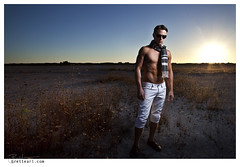 (brettearl.com) Tags: lighting light male fashion female model natural perth wa speedlight strobe