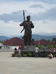 Sisingamangaraja@Museum Batak