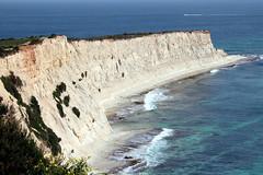 White Cliffs of Malta (Alan1954) Tags: cliff holiday nature coast chalk europe coastal 2012 malts