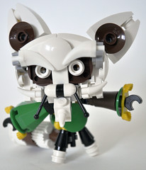 Shifu01 (madLEGOman) Tags: mantis jack for monkey panda lego crane 5 five finger no or kitty master