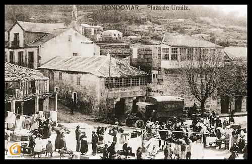 Mercado en Gondomar
