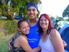 Bye Mum/Grandma (Sandy Austin) Tags: newzealand auckland northisland myfamily massey westauckland sandyaustin panasoniclumixdmcfz40