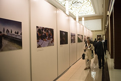 47th Annual Meeting of the Board of Governors (Asian Development Bank) Tags: corporate exhibit hallway lobby staff reception kazakhstan presentations professionals participants executives representatives annualmeeting