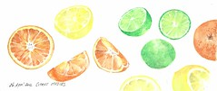 26Apr14 Citrus (alissa duke) Tags: orange lemon mandarin citrus lime