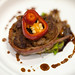 """Lockwood - Confit of Pork with Crispy Bacon, Pea Puree, Bacon Jus - Baconfest 2014.jpg • <a style=""""font-size:0.8em;"""" href=""""http://www.flickr.com/photos/124225217@N03/14066818185/"""" target=""""_blank"""">View on Flickr</a>"""