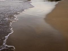 Quietly Reflected Sky (al-ICE g) Tags: water freeassociation sand costarica manzanilla reflectedsky