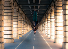 Upside down (Clement's Photography) Tags: paris france up side down victor pont bercy