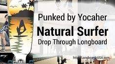 Punked Natural Surfe (longboardsusa) Tags: usa natural skate skateboards punked surfe longboards longboarding
